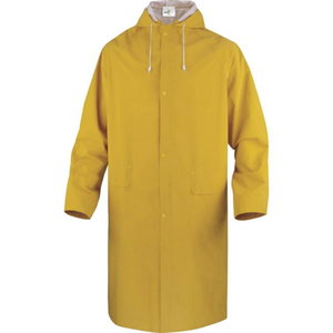 Raincoat MA305, yellow, Delta Plus