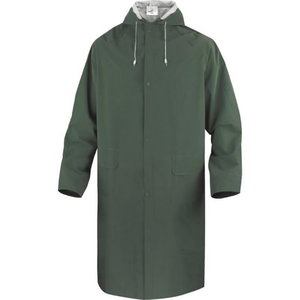 Raincoat MA305, green XL, Delta Plus