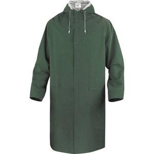 Lietus mētelis MA305, green, Delta Plus