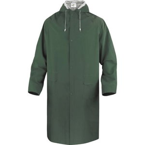 Raincoat MA305, green, Delta Plus