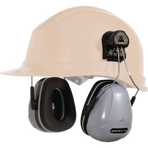EAR DEFENDERS FOR SAFETY HELMET - SNR 32 dB MAGNY, Delta Plus