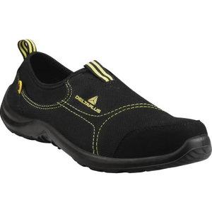 Darba apavi Miami S1P ESD SRC,  black/yellow 43, Delta Plus