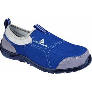 Darba apavi Miami S1P SRC, zili/pelēki 45, Delta Plus