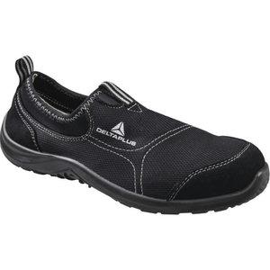 Darba apavi Miami S1P SRC, melni, 45. izmērs 45, Delta Plus