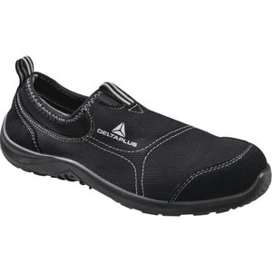 Darba apavi Miami S1P SRC, melni, 46. izmērs 46, Delta Plus
