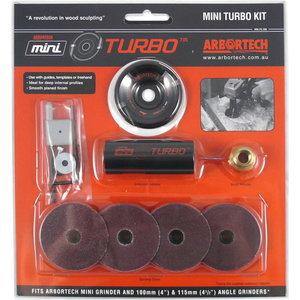 Mini Turbo Kit, Arbortech