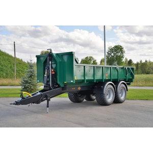 Multilift konteinerhaagis  Trailer ML117S-SB, PALMSE
