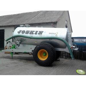 Slurry tanker  MODULO2 10000 L, Joskin