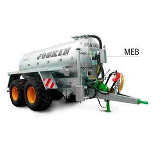 Slurry tank  MODULO2 16000 MEB, Joskin