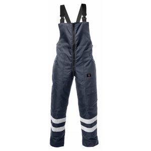 Winter Bib-trousers trousers MONTANA, navy, L, Pesso