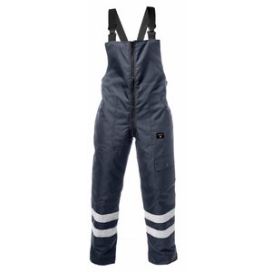 Winter Bib-trousers trousers MONTANA, navy, M, Pesso