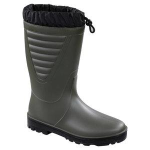 Oderēti PVC darba apavi, ziemas, 43, Delta Plus