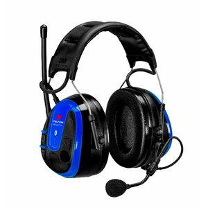 Austiņas Peltor WS Alert XPI Bluetooth, su galvos lankeliu M MRX21A3WS6, 3M