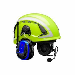 Austiņas Peltor WS Alert XPI Bluetooth, stiprin.pie ķiveres MRX21P3E3WS6-AC, , 3M