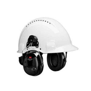 Apsauginės ausinės šalmui ProTac SLIM III 25dB UU004637771, 3M