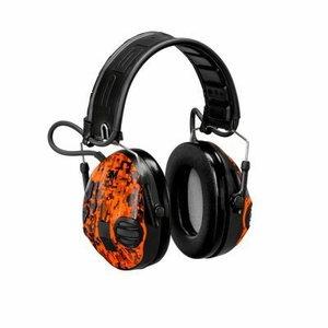 Kõrvaklapid Peltor SportTac Hunting, Camo oranz/roheline 7000108339, 3M
