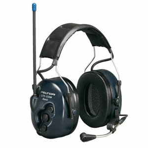 Kõrvaklapid LiteCom, PMR 446, peavõruga, 3M