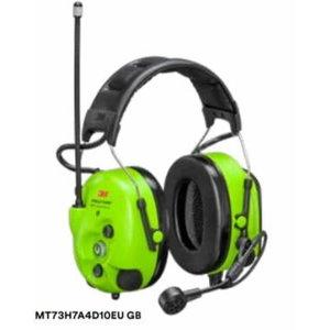 Kommunikatsiooni klapid, LiteCom GB WS Pro III, peavõruga, 3M