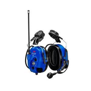 Peltor LiteCom Pro III EX ausinių ATEX šalmo tvirtinimas, 3M
