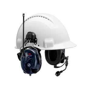 PELTOR™ WS LiteCom Plus PMR446 Headset helmet attachment 710, 3M