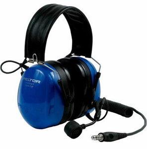 Headset High Attenuation IS, J11 Plug, 33 dB, 3M