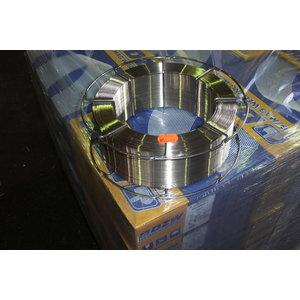"Suvirinimo viela nevariuota type""F""SG2 1,0mm 15kg Normag2 RW, DZW"