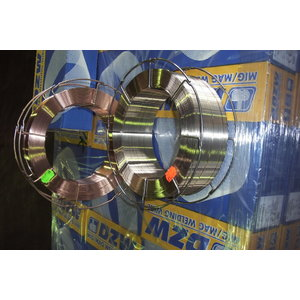 welding wire SG2 1,2mm 15kg Normag 2, RW , DZW