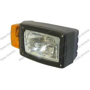 Front light, right side NEW HOLLAND B115B, TVH Parts