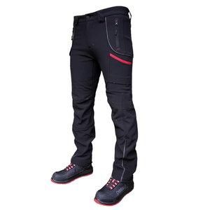 Softshell trousers Nebraska black C48, Pesso