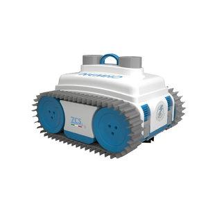 Baseinų valymo robotas NEMH2O Deluxe, Ambrogio