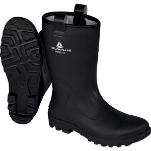 Winter safety rubber boots NICKELS5 S5 CI SRC Black 43, Delta Plus