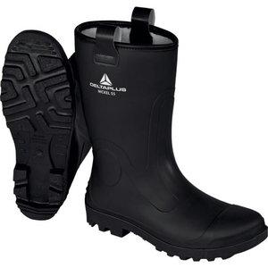 Žieminiai guminiai  batai  NICKELS5 S5 CI SRC,  juoda, DELTAPLUS