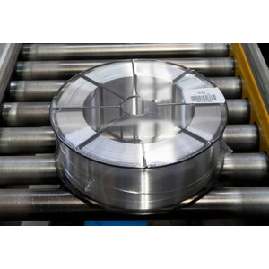 Metināšanas stieple AL MIG 5183 1,0mm 7kg (AlMg4.5Mn), NOVAMETAL
