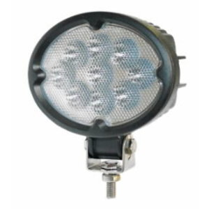 LED working light 9-30V 27W (9X3W) 1755lm 60000K IP68