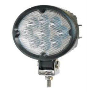 LED working light 9-30V 27W (9X3W) 1755lm 60000K IP68
