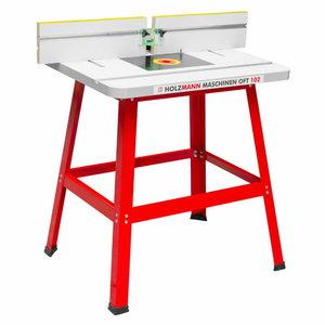 Frezavimo stalas OFT102, Holzmann