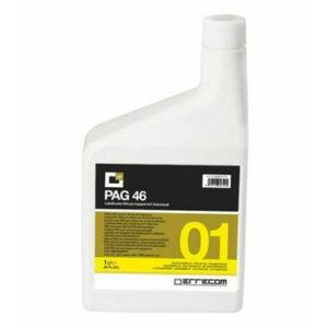 Eļļa gaisa kondicionieru uzpildei ar UV - PAG 46, 946ml, SUPERCOOL