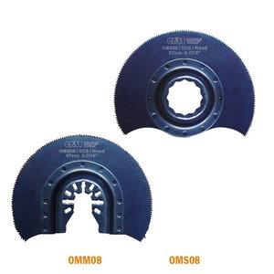 Multi-cutter blade for wood 87mm 18TPI HCS, CMT