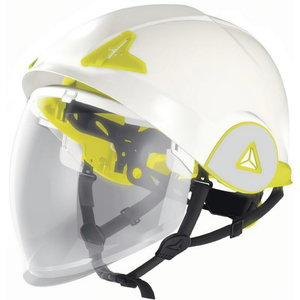 Ķivere, adjustable, with visor ONYX, Delta Plus