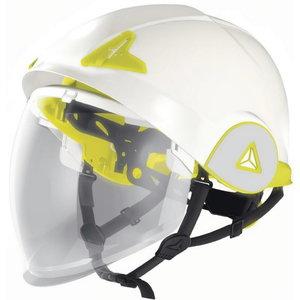 Kaitsekiiver, reguleeritav, sissetõmmatava visiiriga ONYX, Delta Plus