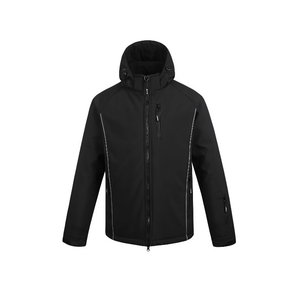 Winter softshell jacket Otava, black L, Pesso