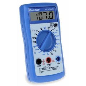 Skaitmeninis multimetras 3 1/2 1070, PeakTech