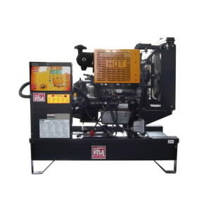 genset VISA 13 kVA open version, Visa