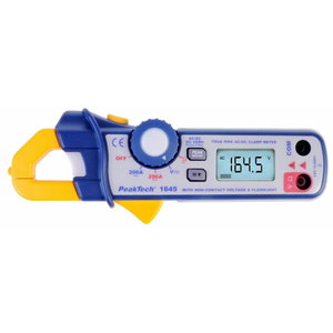 Clamp Meter 1625 AC/DC 1000A, PeakTech
