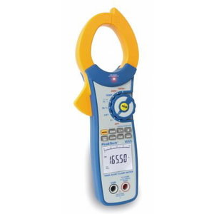 Digital Clamp Meter with True RMS, 4 3/4-digit, 1500 A AC/DC 1500 A AC/DC, PeakTech