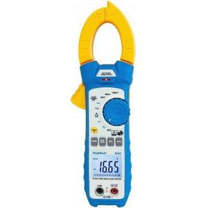 Srovės matavimo replės  3 5/6-digit, 1000 A AC/DC, PeakTech