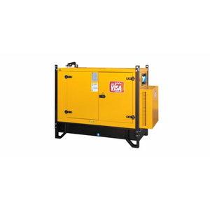 Generatorius VISA 20 kVA P21 FOX, ATS, su pagrindu, Visa