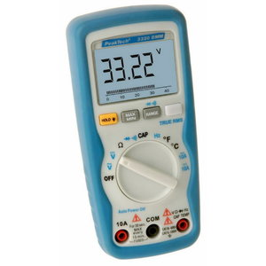 Skaitmeninis multimetras 3320 5/6, PeakTech