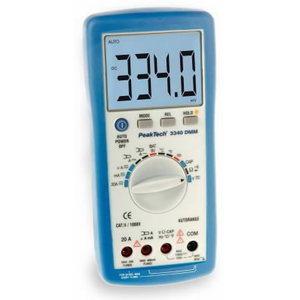 Digital multimeter 3340, PeakTech