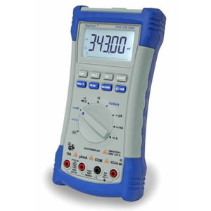 Digital multimeter 3430 with USB, PeakTech